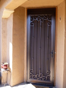 Why Purchase A Security Screen Door Allied Gate Co