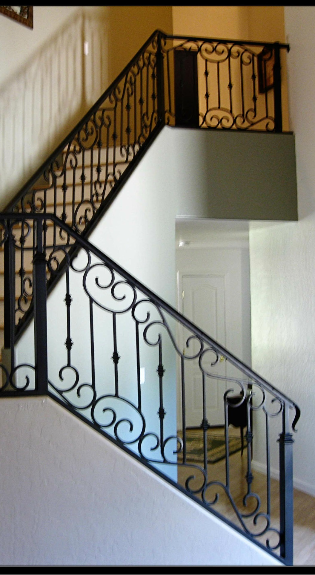 How is wrought iron made Historically wrought iron was hand forged by ...