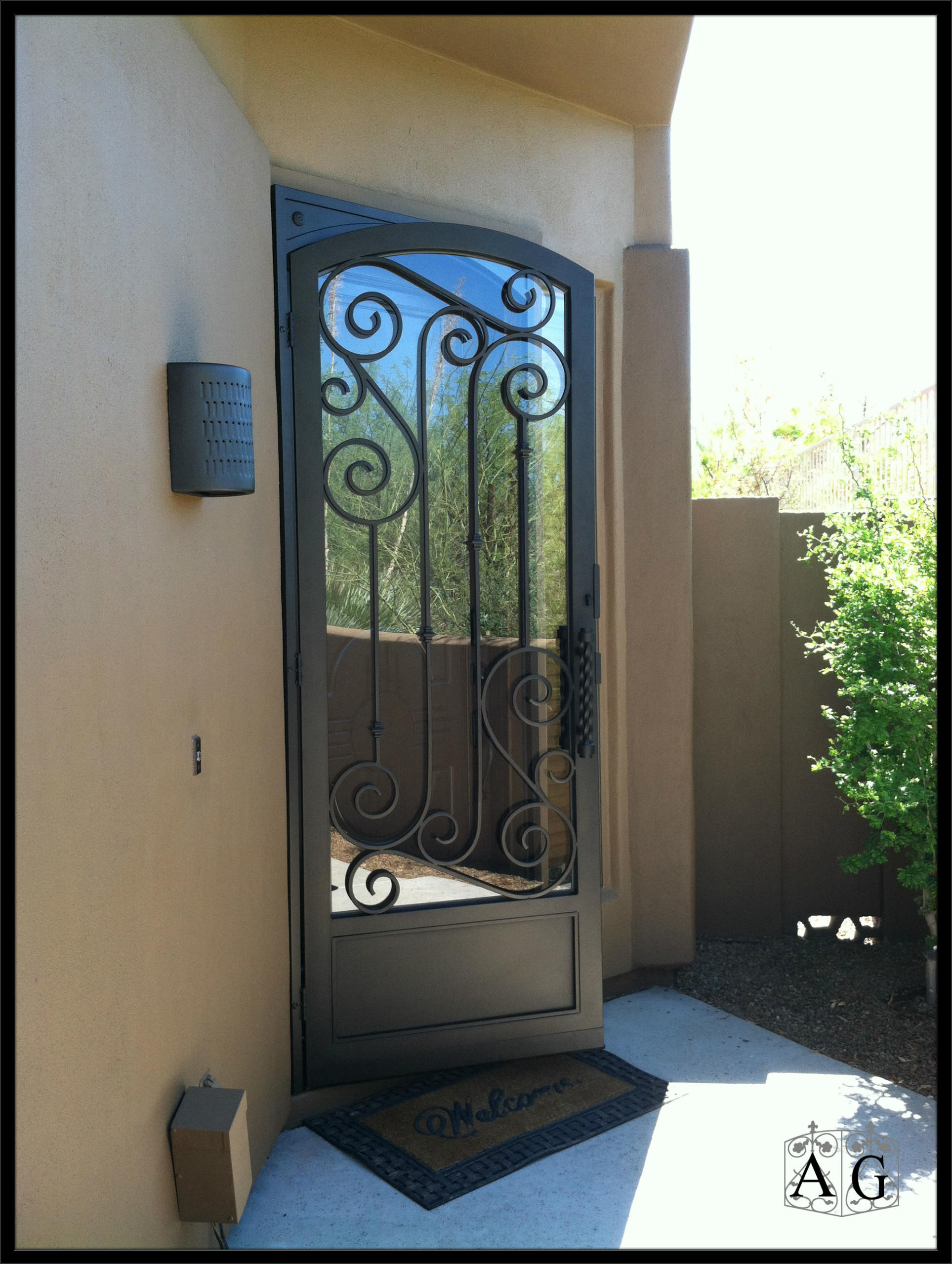 Allied Gate Co Manufacturer Of Custom Iron Doors And Gates Page 2